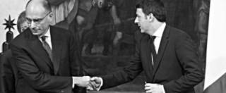 Trecento giorni di governo Renzi, gli stessi di Letta: ecco il confronto tra i 2 esecutivi