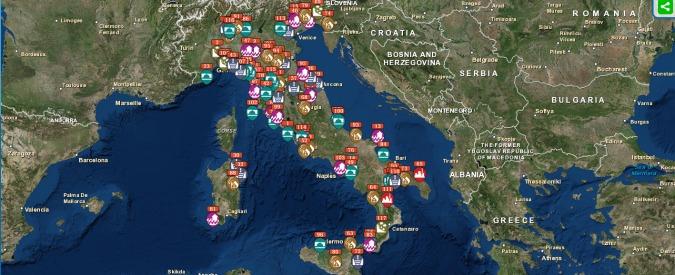 Catastrofi naturali, da Legambiente mappa dei rischi: 'Manca prevenzione'