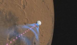 Spazio, Curiosity si è posato sulla superficie di Marte