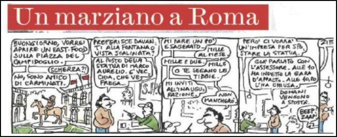 Un marziano a Roma