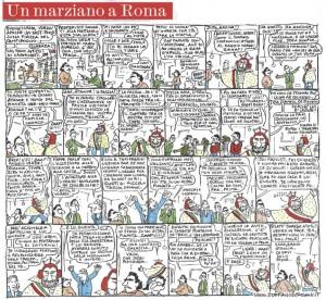 marziano a roma