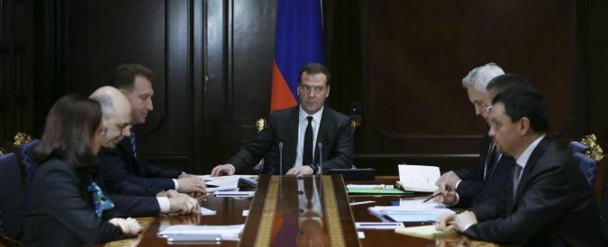 Russia, Mosca vieta i macchinari prodotti in Occidente nelle gare pubbliche