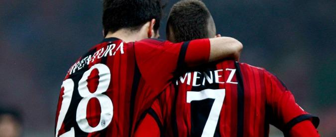 Milan – Napoli 2-0: Menez e Bonaventura castigano un Napoli preoccupante