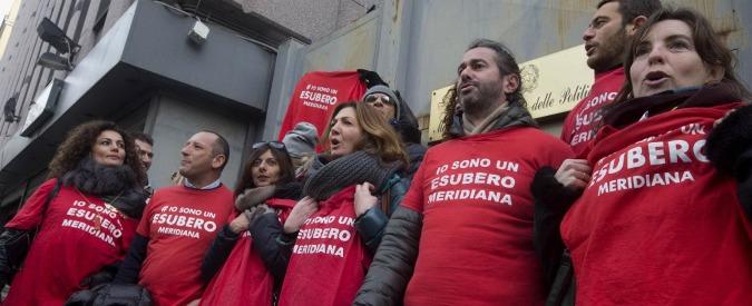 Meridiana, firmato l'accordo per i 1.634 esuberi: incentivo di 15 mila euro lordi