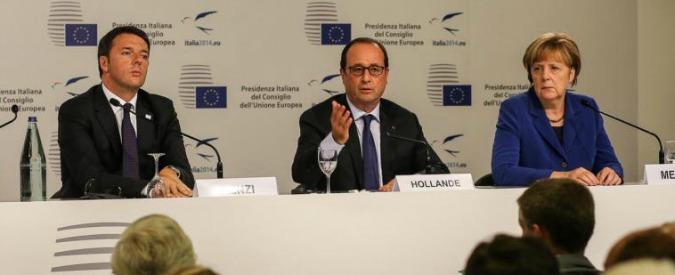 "Crisi, Angela Merkel boccia Renzi e Hollande: ""Riforme insufficienti"""