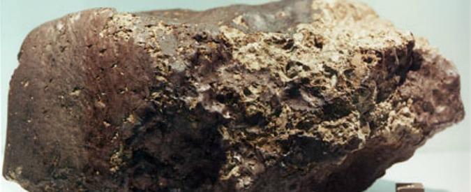 Marte, meteorite svela: piccoli mari sul pianeta Rosso e non oceani
