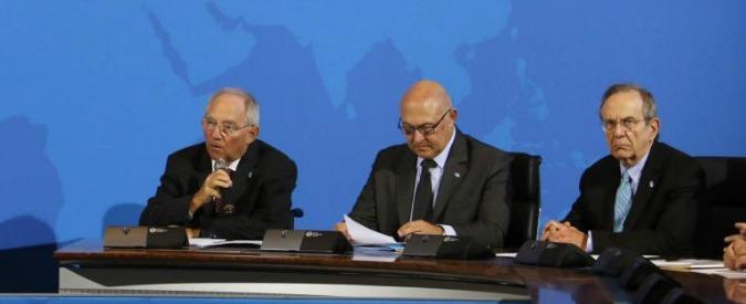 """Roma, Berlino e Parigi contro Juncker: """"Vietare le scappatoie fiscali"""""""