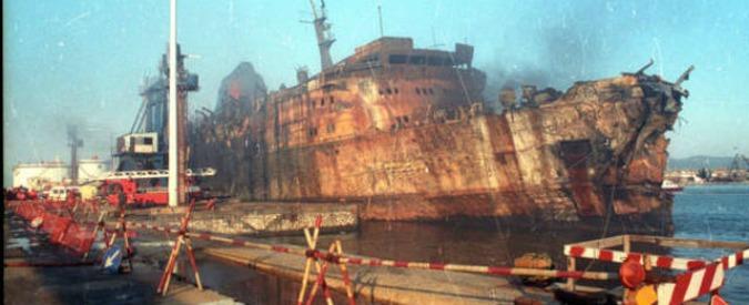 """Norman Atlantic a fuoco 24 anni dopo il Moby Prince: """"La tecnologia non basta"""""""