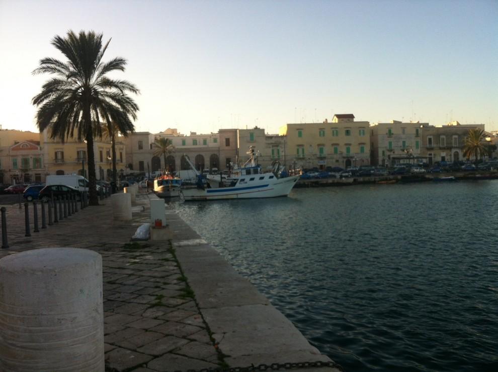 Molfetta, il vecchio porto