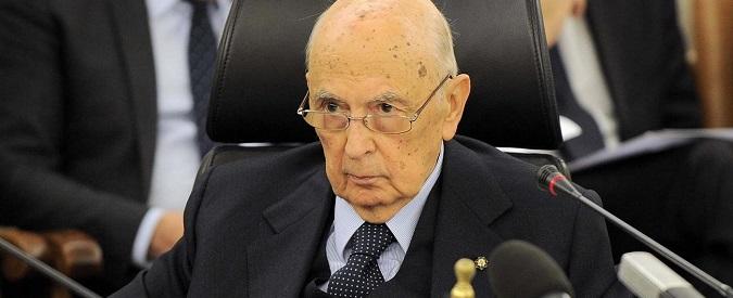 Discorso fine anno: quello che Napolitano non può dire