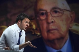 "Matteo Renzi ospite a ""In Mezz'Ora"""