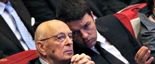 Referendum trivelle, Renzi e Napolitano denunciati a Lecce: 'Hanno esortato a non votare, abusando della loro posizione'
