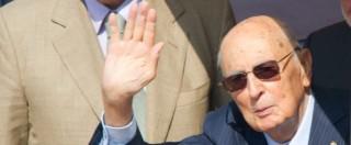 Napolitano, pensione dorata: chauffeur, maggiordomo. E ufficio da 100 mq