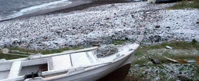 Maltempo: neve al sud, disagi nel Meridione e blocco traghetti per le isole