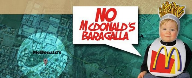 Reggio Emilia, No dei cittadini al McDonald's. E la multinazionale rinuncia