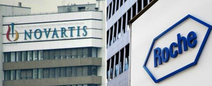 Tar, respinti ricorsi Roche e Novartis: confermata multa da 180 milioni