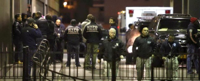 New York, uccide due poliziotti per vendicare Eric Garner e Michael Brown