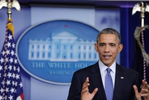 Usa, conferenza stampa di fine anno di Obama