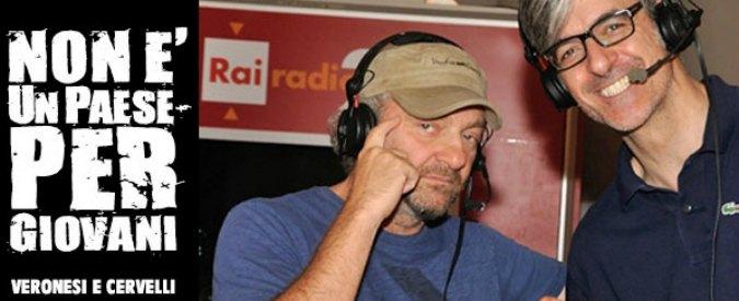 """Radio2 Rai, 'Non è un paese per giovani'. """"I trentenni e il loro esodo silenzioso"""""""