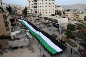 10° Anniversario per commemorare la morte del leader palestinese Yasser Arafat
