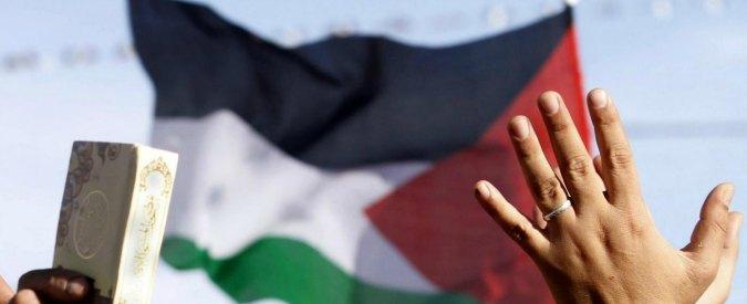 Ho depositato una mozione affinché l'Italia riconosca lo Stato palestinese