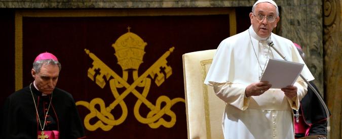 """Papa Francesco indica le 15 malattie curiali: """"Perdonateci per gli scandali"""""""