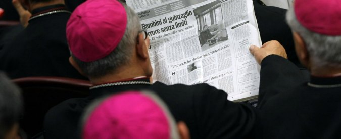 """""""Il celibato può causare atti di pedofilia"""", dossier della Chiesa cattolica australiana"""