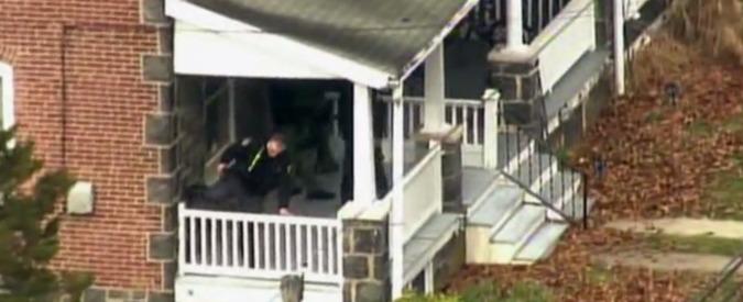 Usa, a Philadelphia un ex militare spara e uccide ex moglie e 5 persone