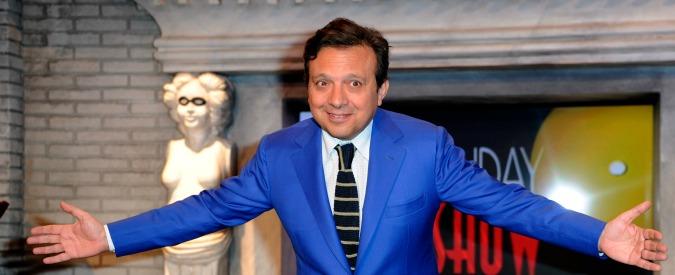 """Piero Chiambretti: """"La televisione è finita, non resta altro che copiare"""""""