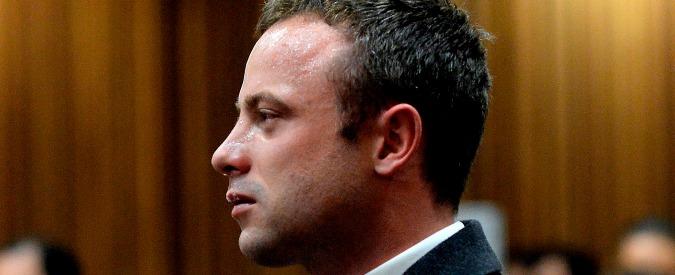 Pistorius, sospesa decisione sugli arresti domiciliari: non verrà scarcerato venerdì