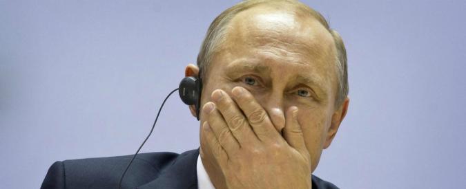 Rublo e petrolio, il circolo vizioso che mette all'angolo Vladimir Putin