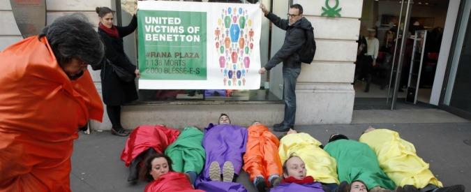 """Bangladesh, """"Benetton non ha versato nulla al fondo per le vittime della strage"""""""
