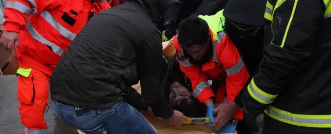 """Ravenna, riprese le ricerche dei 4 dispersi dopo scontro navi: """"Meteo proibitivo"""""""