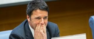 """Renzi: """"Voglio cambiare l'umore degli italiani, tema con ricadute economiche"""""""