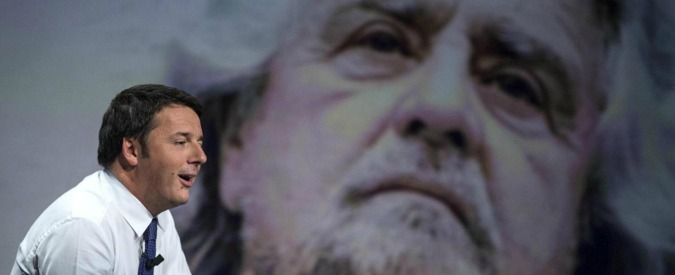 """M5s, Grillo """"riscrive"""" una canzone di Ferrer: """"Renzi al telefono con i dissidenti"""""""