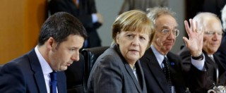 """Scontro Roma-Berlino, Schaeuble abbassa toni: """"Riforma del lavoro notevole"""""""