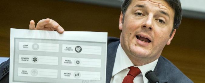 """Legge elettorale, Renzi: """"E' un Mattarellum con preferenze. Ok entro gennaio"""""""