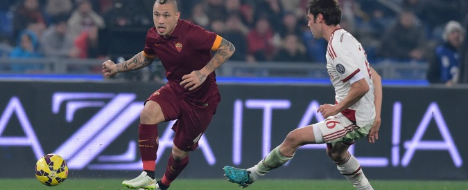 Serie A, il Milan ferma la Roma All'Olimpico finisce 0-0