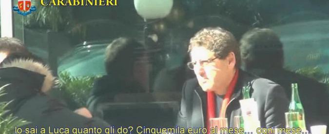 "Mafia Capitale, ""le tangenti? Le distribuivano Carminati e Buzzi"""