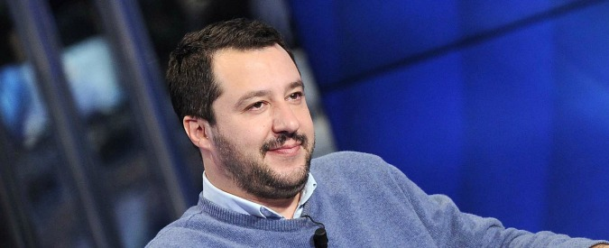 """Charlie Hebdo, Salvini: """"Il Papa sbaglia a dialogare con Islam: siamo in guerra"""""""