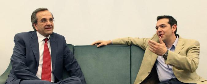 Grecia, possibili elezioni a gennaio. Samaras contro le nuove ricette di Tsipras