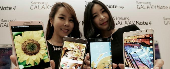 Samsung, multa da 1 milione di euro per pubblicità ingannevole