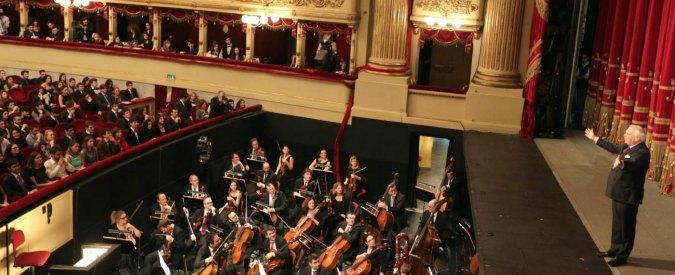 Scala, prima della Turandot del 1° maggio a rischio. Dipendenti in piazza per corteo