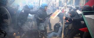 Sciopero generale, scontri a Milano, Torino e Bologna. Decine di feriti