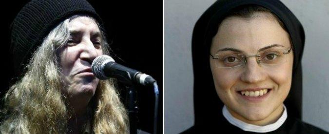 """Concerto di Natale non più """"in Vaticano"""": polemiche per Patti Smith e suor Cristina"""
