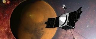 """Marte, gli scienziati: """"Nell'acqua c'è ossigeno sufficiente per ospitare la vita"""""""