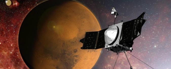 Marte, astronavi interplanetarie gru spaziali e robot per costruire igloo ai poli. Così l'uomo conquisterà il Pianeta Rosso