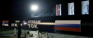 Saipem crolla dell'11% in Borsa dopo lo stop al gasdotto South Stream