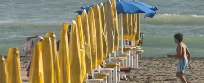 Concessioni sulle spiagge, il governo si accontenta del 50% del canone di affitto