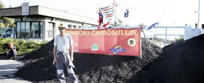 """Crisi Sulcis, Cisl: """"Dal governo promesse, pellegrinaggi e visite di cortesia"""""""